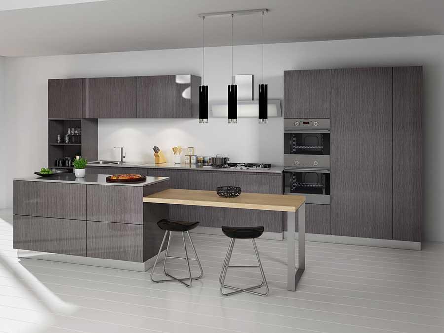 modern Albi kitchen cabinets, naples, fort myers, fl