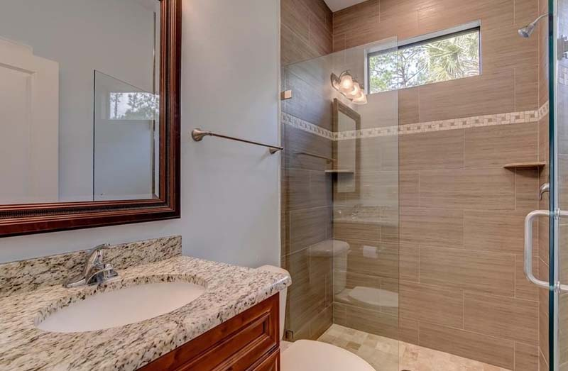 guest bathroom remodel in Naples, Fort Myers, FL