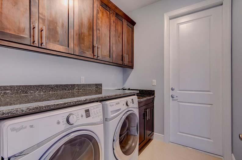 laundry room remodel, naples, fort myers, fl