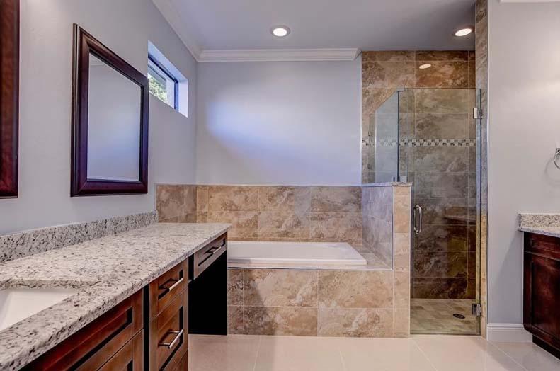 Master bath remodel, naples, fort myers, fl