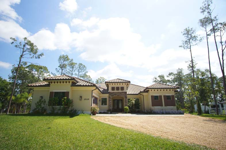 Gorgeous Florida home built by SPEC Development LLC