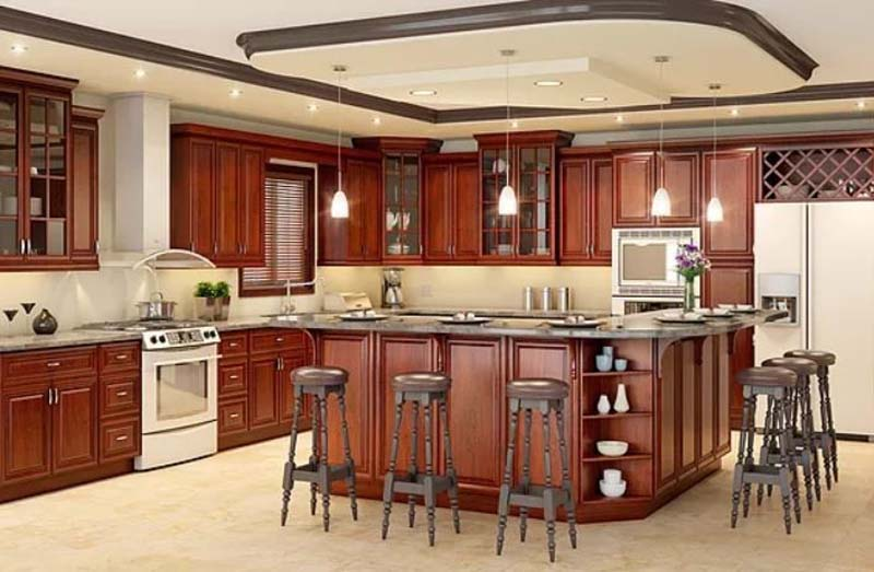 Aristrocrat Cabinets by Albi Cabinets & Closets, custom cabinets in Naples, FL & Fort Myers, FL