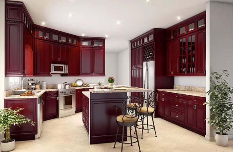 Duchess Cabinets by Albi Cabinets & Closets, custom cabinets in Naples, FL & Fort Myers, FL