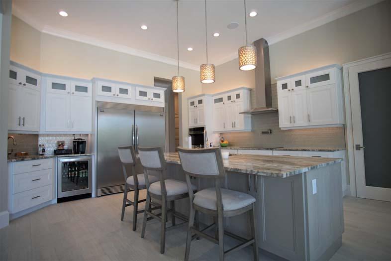 kitchen living room remodel, naples, fort myers, fl