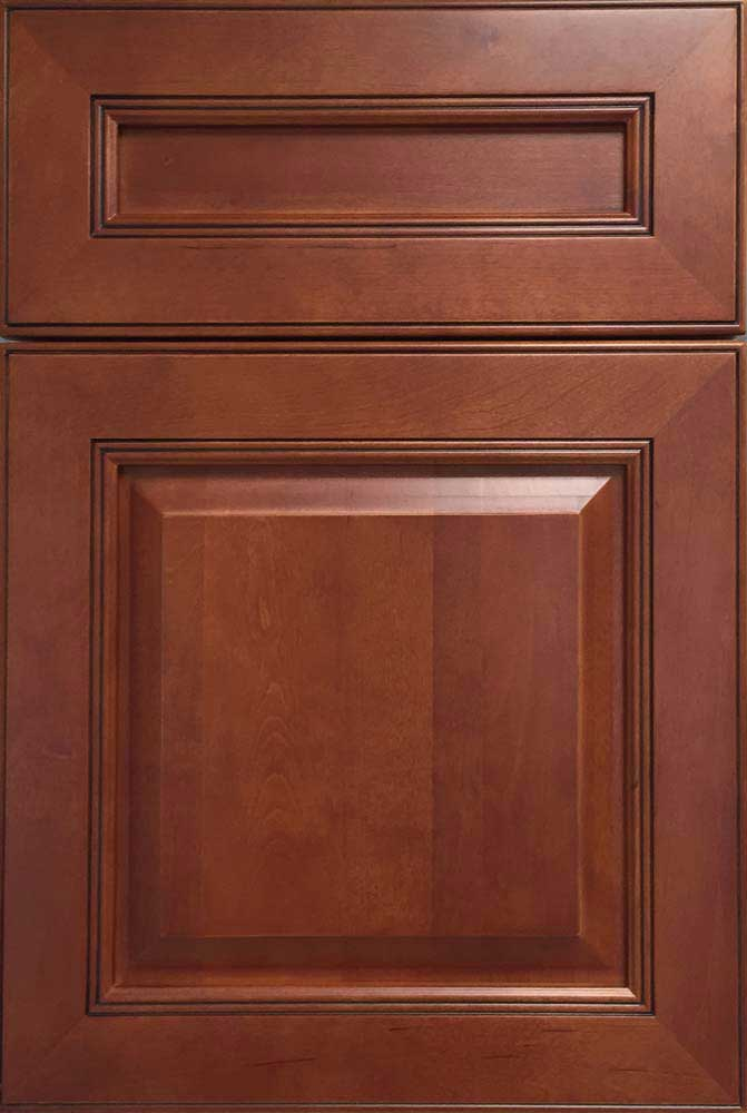 Prominence style Custom cabinets in Naples, FL and Fort Myers, FL area