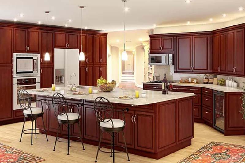Prominence Cabinets by Albi Cabinets & Closets, custom cabinets in Naples, FL & Fort Myers, FL