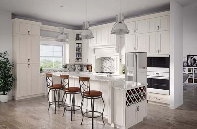 Royal Cabinets by Albi Cabinets & Closets, custom cabinets in Naples, FL & Fort Myers, FL