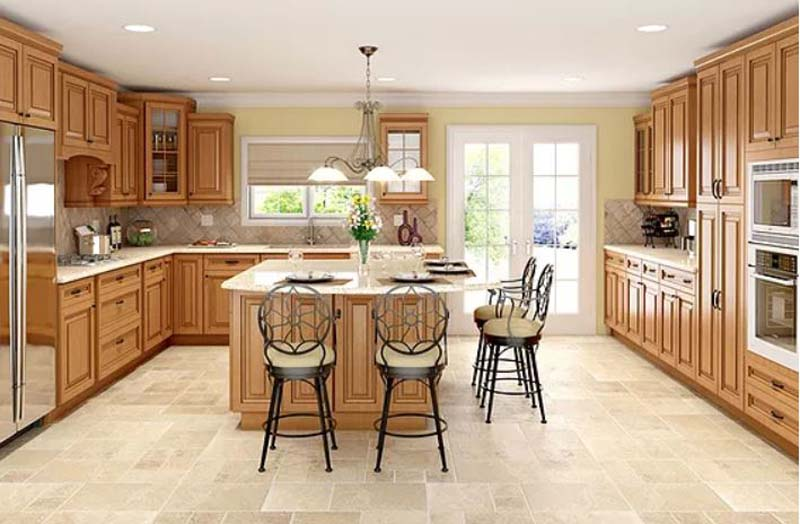 Sand Dune Cabinets by Albi Cabinets & Closets, custom cabinets in Naples, FL & Fort Myers, FL