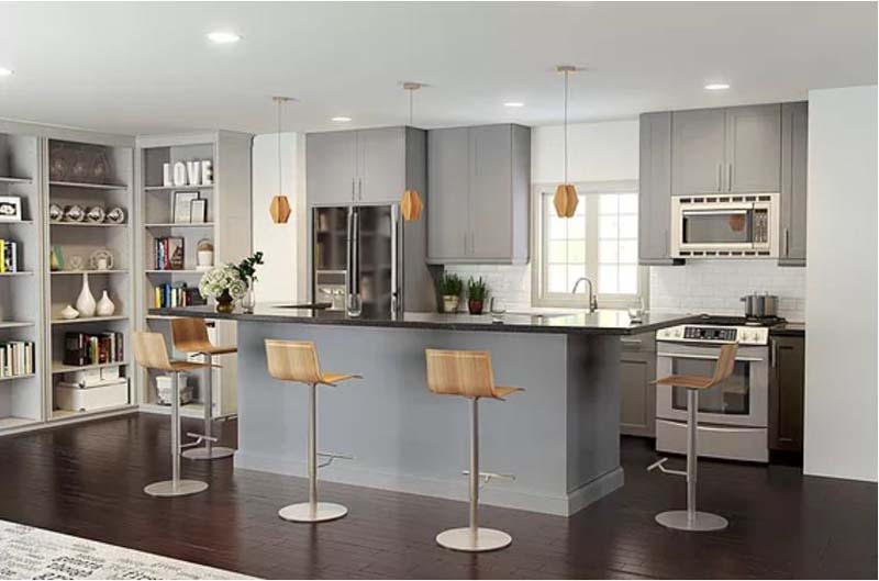 Venus Cabinets by Albi Cabinets & Closets, custom cabinets in Naples, FL & Fort Myers, FL