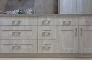 Master Series Shaker Door by Albi Cabinets & Closets