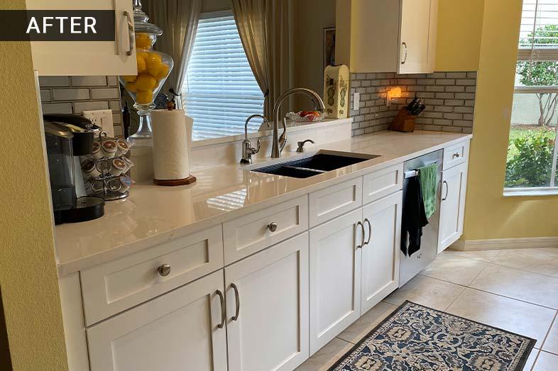 Kitchen Remodel, after